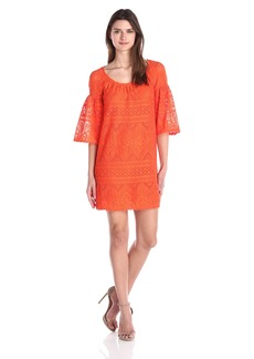 Trina Turk Women's Lev Boho Lace Dress