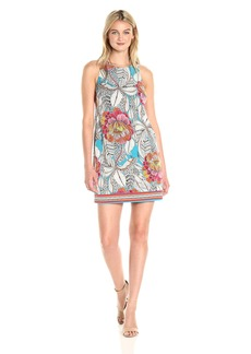 Trina Turk Women's Macee via Lola Print Dress