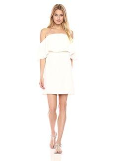 Trina Turk Women's Mirador Off the Shoulder Dress