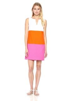 Trina Turk Women's Miss Brady Colorblock Dress