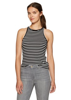 Trina Turk Women's Palomo Striped Must Have Jersey Tank  L