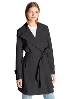 Trina Turk Women's Phoebe Trench Coat