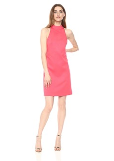 Trina Turk Women's River Mock Neck Dress