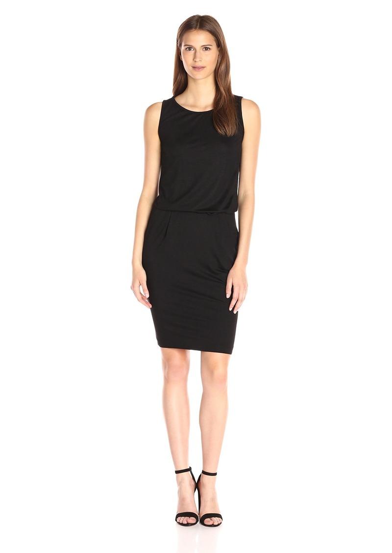 Trina Turk Women's Sooth Must Have Jersey Sleeveless Dress