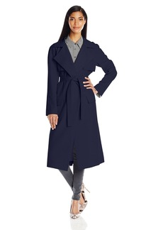 Trina Turk Women's Victoria Wrap Trench Coat