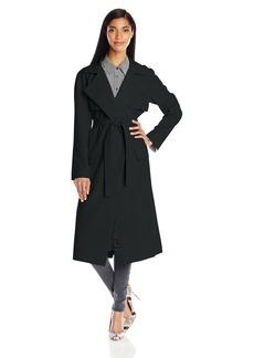 Trina Turk Women's Victoria Wrap Trench Coat