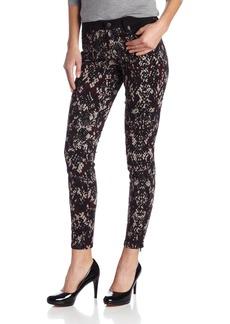 Trina Turk Women's Zip Suki Lace Pant