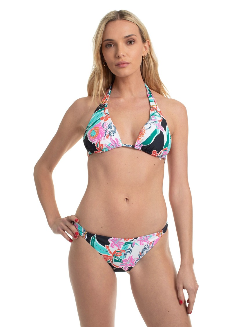 Trina Turk TROPIC WAVE TRIANGLE BRA