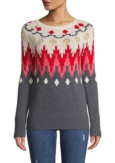 Trina Turk Veneto Wool Sweater