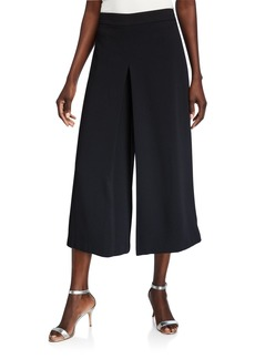 Trina Turk Vivir Wide Leg Cropped Pants