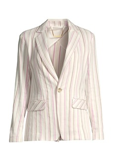 Trina Turk Wexler Striped Blazer
