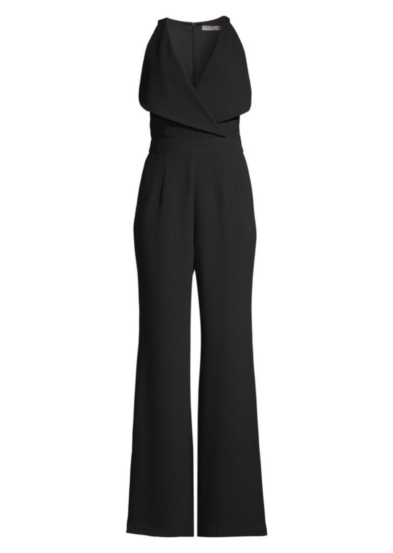 Trina Turk Wine Country Clear Lake Flare Jumpsuit