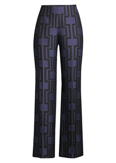 Trina Turk Wine Country Kern 2 Wide-Leg Pants