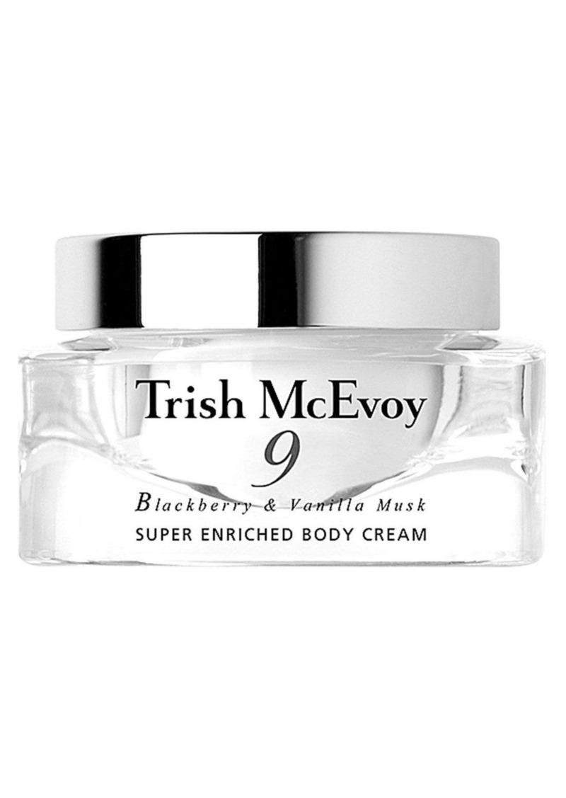 Trish Mcevoy No. 9 Blackberry & Vanilla Musk Super Enriched Body Cream