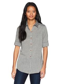 Trovata Women's Amalie Woven Shirt  S