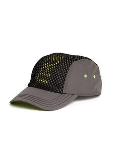 True Religion PANELED CAMPER CAP