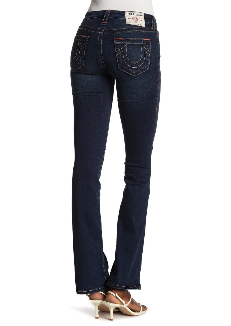 True Religion Becca Bootcut Core Jeans