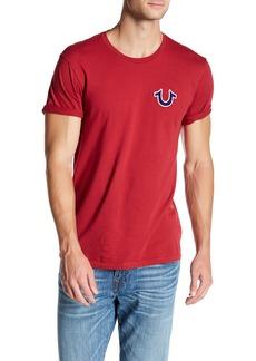 True Religion Big Buddha Logo Graphic T-Shirt