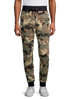 True Religion Big T Camo Sweatpants