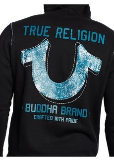 True Religion BIG T HORSESHOE ZIP HOODIE
