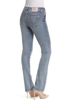 True Religion Bille Straight Leg Jeans