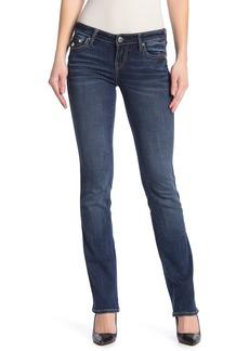 True Religion Billie Straight Leg Jeans