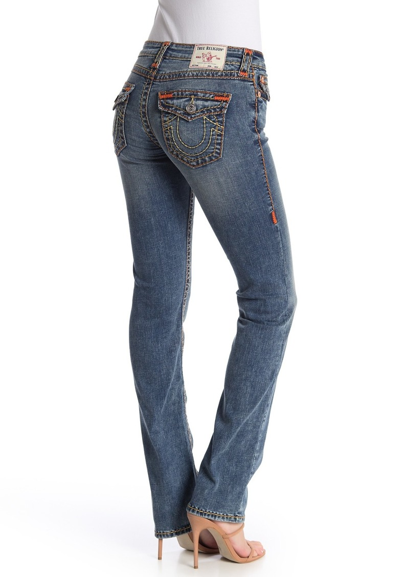 True Religion Billie Super T Bootcut Jeans