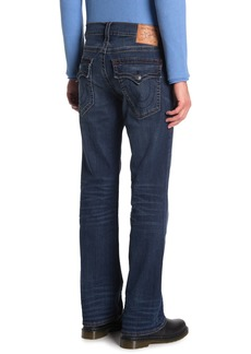 True Religion Billy Relaxed Bootcut Jeans