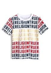True Religion BOYS ALLOVER PRINT TEE