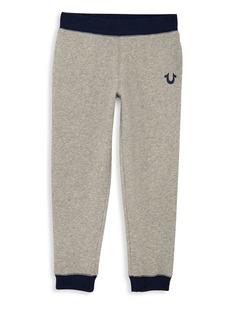 True Religion Boy's Branded Sweatpants