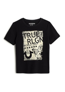 True Religion BOYS BUDDHA TOUR TEE