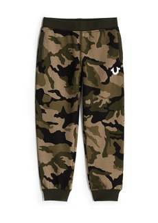 True Religion BOYS CAMO SWEATPANT