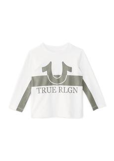 True Religion BOYS LOGO STRIPE TEE