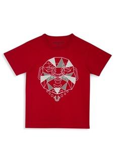True Religion Boy's Prizm Buddha T-Shirt