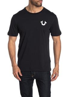 True Religion Brand Logo Crew Neck T-Shirt