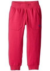 True Religion Branded Cropped Sweatpants (Big Kids)