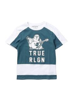 True Religion Buddha Long Sleeve T-Shirt (Big Boys)