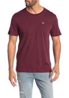 True Religion Buddha Print T-Shirt