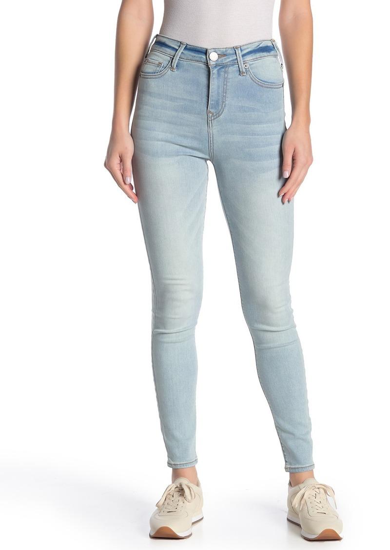 True Religion Caia Ultra High Waist Skinny Jeans