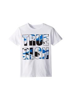 True Religion Camo Logo Tee (Big Kids)