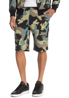 True Religion Camouflage Shorts