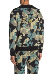 True Religion Camouflage Zip-Up Hoodie