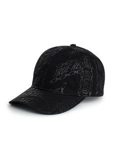 True Religion ALLOVER PRINT HAT