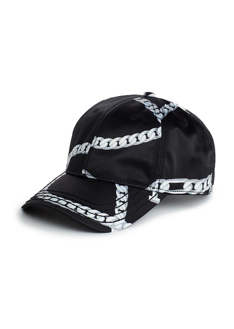 True Religion CHAIN PRINT HAT
