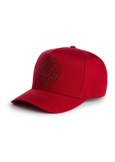 True Religion CIRCLE RIVETS BASEBALL CAP