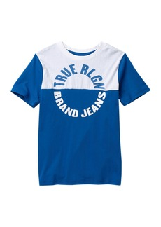 True Religion Circular Logo T-Shirt (Big Boys)