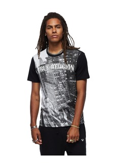 True Religion CITY VIEW TEE