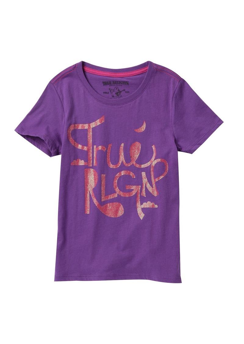 True Religion Clouded T-Shirt (Big Girls)