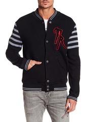 True Religion Collegiate Knit Jacket