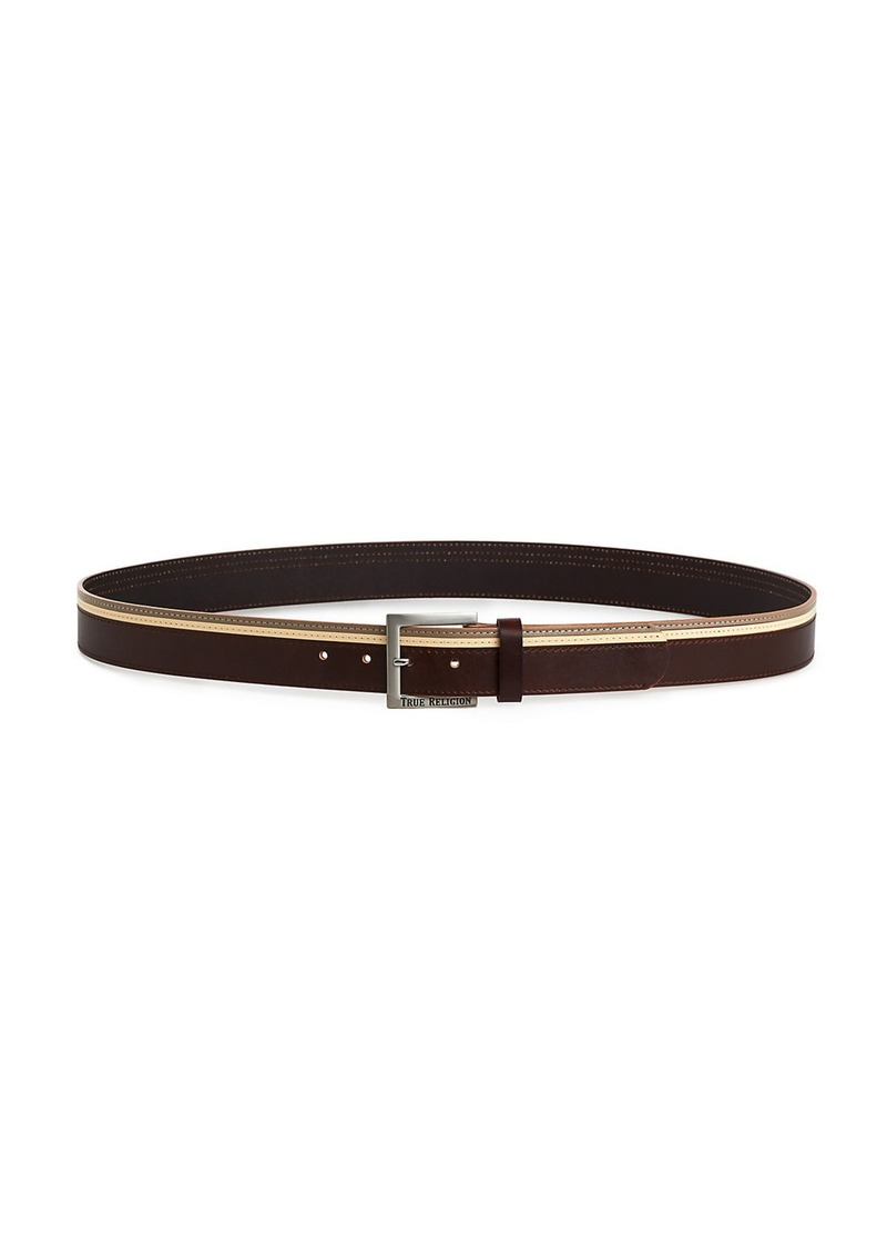 True Religion COLOR BLOCK BELT